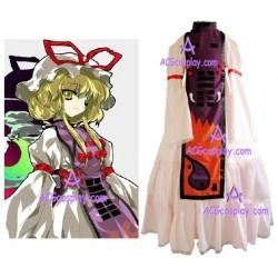 Touhou Project Yukari Yakumo Cosplay Costume
