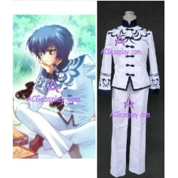 Touka Gettan Boy uniform Anime cosplay costume