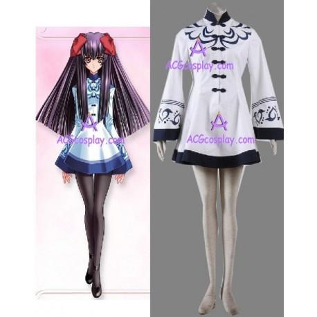Touka Gettan Girl School Uniform cosplay costume
