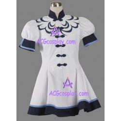 Touka Gettan anime Girl School Uniform cosplay costume