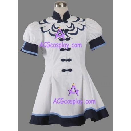 Touka Gettan anime Girl School Uniform cosplay costume