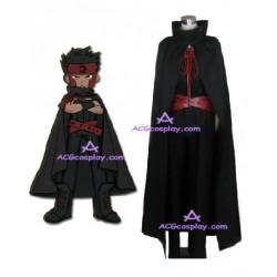 Tsubasa Kurogane Cosplay Costume