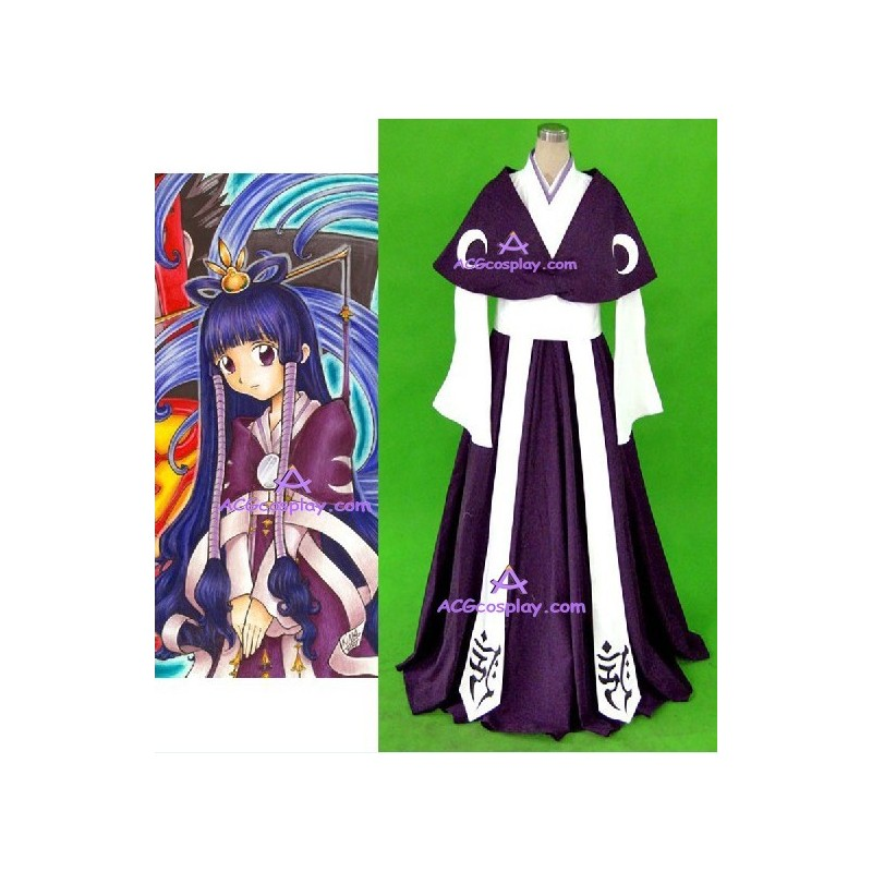 Tsubasa Reservoir Chronicle Tomoyo Cosplay Costume