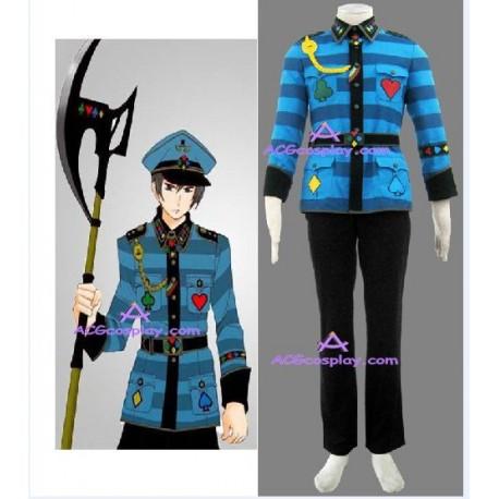 Wonderful Wonder World Blood Dupre Cosplay Costume