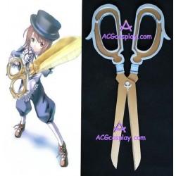 Rozen Maiden Lapislazuli Stern 40inch scissors Knife cosplay props