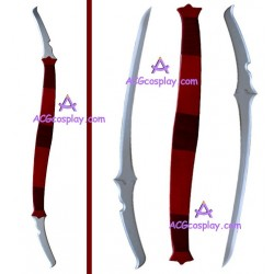 Samurai 7 twin sword balde cosplay props