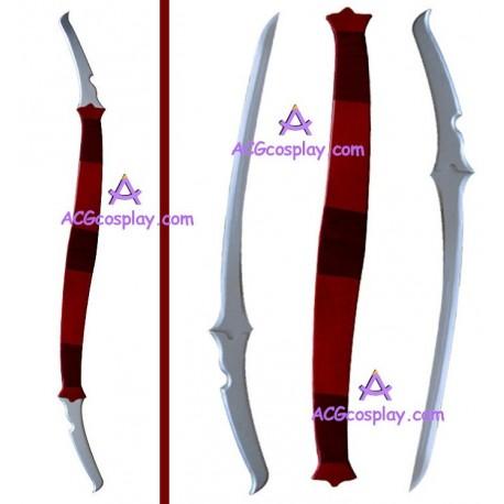 samurai 7 twin sword balde cosplay props