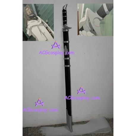 Samurai 7 samurai seven Kambei Shimada's sword blade cosplay props