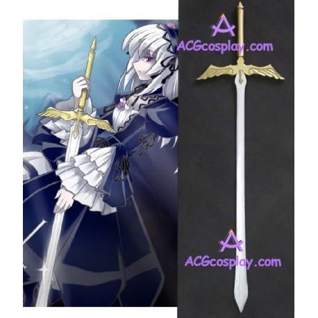 Rozen Maiden Suigintou Mercury Lamp sword blade cosplay props