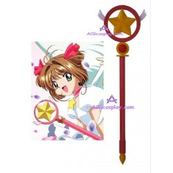 Card Captor Sakura Sakura wand cosplay props