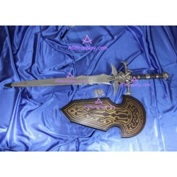 WOW World of WarCraft Lich King Frostmourne sword stainless steel version 2