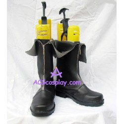 Final Fantasy Cloud Cosplay shoes boots