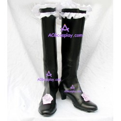 Rozen Maiden Suigintou Cosplay shoes Boots