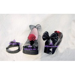 Rozen Maiden Shinku Cosplay Shoes