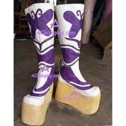 Shin Sangoku muso cosplay boots