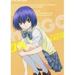 Ichigo 100% Minami To Yui Cosplay Wig black short