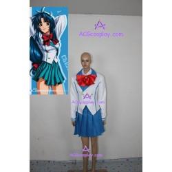 Full Metal Panic Chidori Kaname Uniform Cosplay Costume