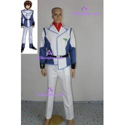 Gundam Seed Kira Yamato Cosplay Costume