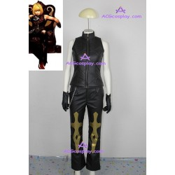 Death Note Mello Cosplay Costume leather made