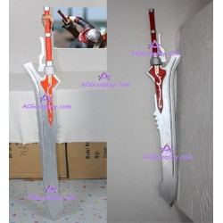 Devil May Cry 4 DMC4 Nero Red Queen 51inch Sword blade