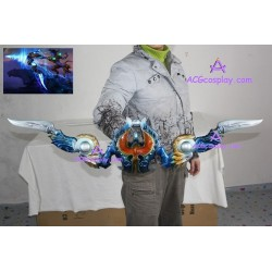 WOW world of warcraft soldier Darfur the Stars Fury bow cosplay props
