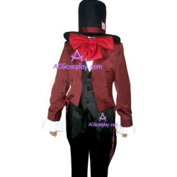 Air Gear Simca v.2 Halloween Cosplay Costume