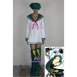 Air Gear Simca of the Swallow Cosplay Costume
