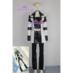 Katekyo Hitman Reborn!Squalo Cosplay Costume