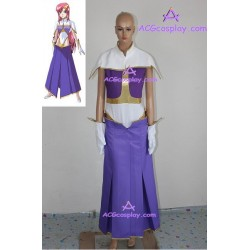 Gundam Mobile Suit Gundam SEED Destiny Meer Campbell cosplay costume