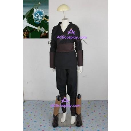 Avatar The Last Airbender Blue Spirit zuko cosplay costume