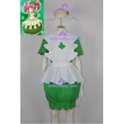 Shugo Chara Amu Hinamori Amulet Clover cosplay costume