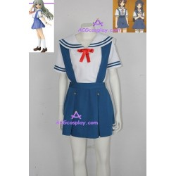Clannad girl school uniform cosplay costume