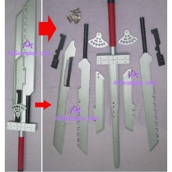 FF7 Final Fantasy 7 Cloud Strife Blade sword combined style 52inch