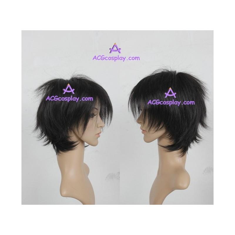 Death Note L Ryuuzaki cosplay wig