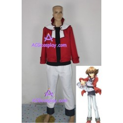 Yu-Gi-Oh! Jaden Yuki Cosplay Costume