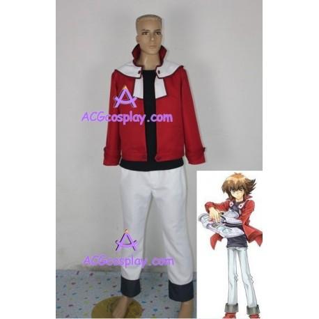 Yu-Gi-Oh Jaden Yuki Cosplay Costume