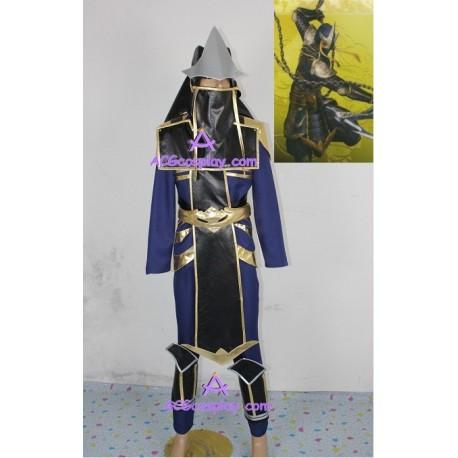 Samurai Warriors 2 Hanzo Hattori cosplay costume