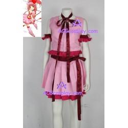 Shugo Chara! Amu Hinamori Amulet Heart cosplay costume
