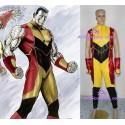Marvel X-men The Wolverine X-men cosplay costume Version 02