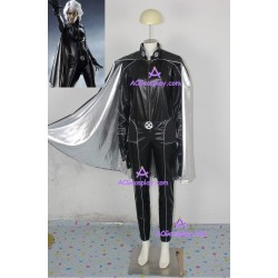 X-Men storm cosplay costume leatherette made