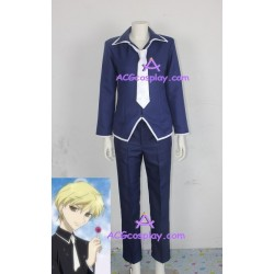 Fruits Basket Yuki cosplay costume