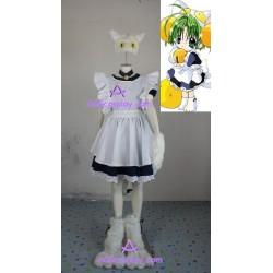 Di Gi Charat Dejiko Cosplay Costume