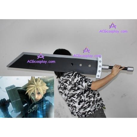 FF7 Final Fantasy 7 cloud Blade sword 63inch cosplay props