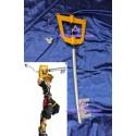 Kingdom Hearts 35inch Sora Keyblade Cosplay props