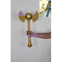 Yu-Gi-Oh! Mariku Ishtar Millennium Rod Cosplay Prop