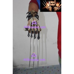 X-men style claw stainless steel prop 1 piece