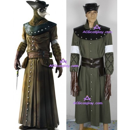 Assassin's Creed : Brotherhood Doctor Cosplay Costume