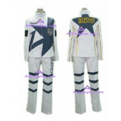 Tokusou Sentai Dekaranger Deka Break White cosplay costume