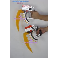 .Hack Xth Form Haseo gun blade cosplay prop