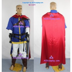 Fire Emblem Super Smash Brothers Brawl Ike cosplay costume include shoes cover